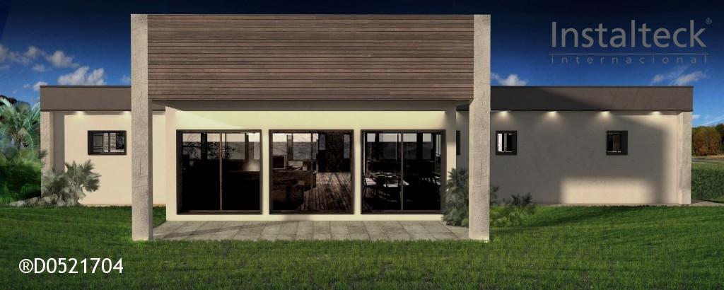Instalteck modelo de casa modular 205 sevilla precio modelos casas modulares sevilla modelos - Casas modulares sevilla ...