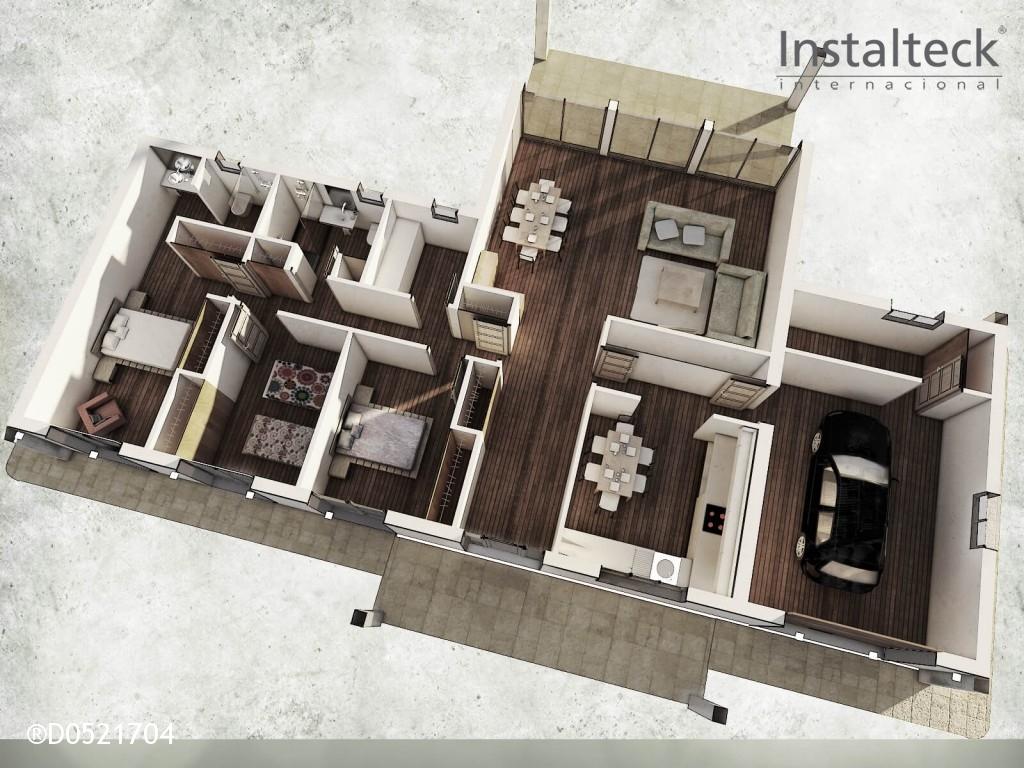 Casa casas modulares hormigon cantabria decoraci n de - Casas modulares sevilla ...