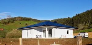 Vivienda prefabricada en Cantabria