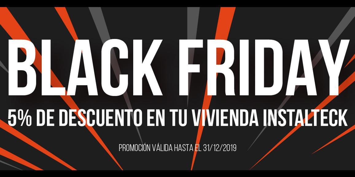 El Black Friday llega a Instalteck