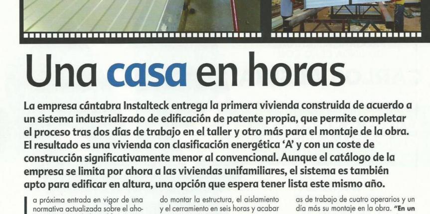 Instalteck en Cantabria Negocios